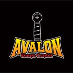 Proceso creativo – Logo Avalon Game Center