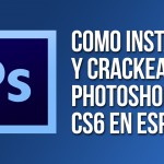 Descargar GRATIS ADOBE PHOTOSHOP CS6 – 32 y 64 bits en Español (Completo NO PORTABLE)