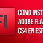 Descargar GRATIS ADOBE FLASH CS4