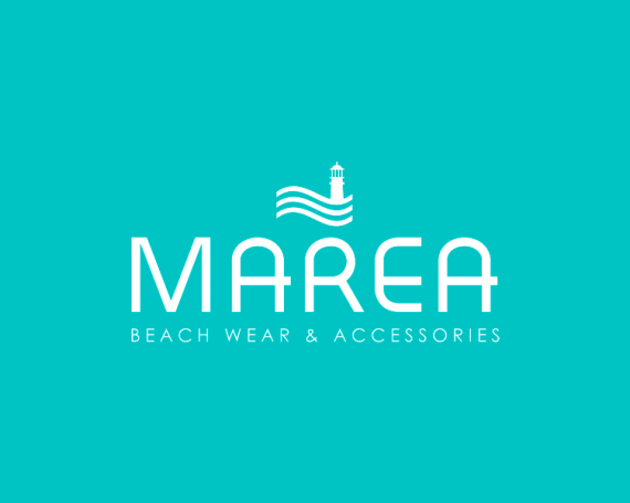 Logotipo Marea Beach Wear