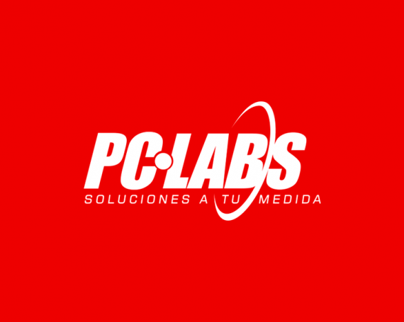 Logotipo PC LABS
