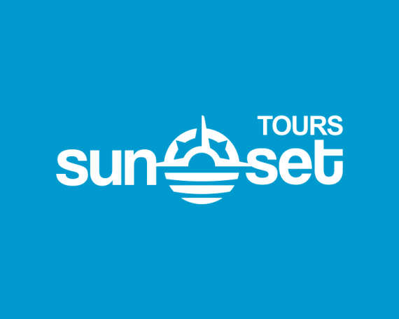 Logotipo Sunset Tours