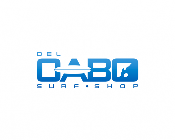Logotipo Del Cabo Surf Shop